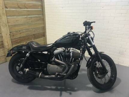 2009  HARLEY NIGHTSTER XL1200N IN GREAT CONDITION