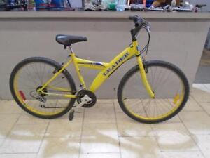 Vélo de montagne Leader 17'' - 0825-2