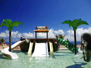Cancun or Los Cabos 4 Star All Inclusive Resort