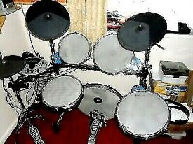 Alesis DM10 / DM 10 , Professional Electronic Drum Kit with