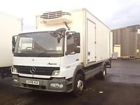 Refrigerated 1624 Mercedes Atego