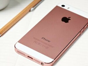 ROSE GOLD IPHONE 5SE - BELL / VIRGIN - in box - BUY OR TRADE