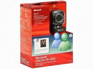 Microsoft LifeCam VX2000 USB WebCam    ++++N E W++++