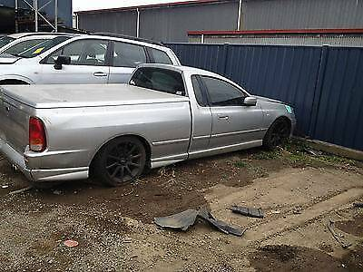 Wanted BA xr6 xr8 ute complete  side skirs. Pyramid Hill Loddon Area Preview
