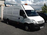 Iveco Daily 50c15 lwb 3.0 graffiti removals vehicle