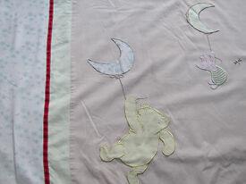 Duvet set - Winnie the Pooh and Piglet