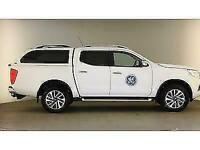 2016 NISSAN NAVARA DCI 190 TEKNA 4X4 DOUBLE CAB WITH TRUCKMAN TOP (14133) PICK
