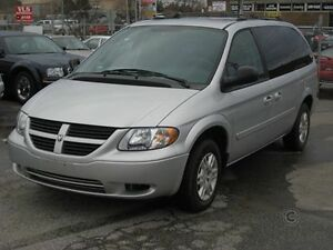 2005 Dodge Caliber Minivan, Van