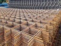 Steel reinforcement mesh sought