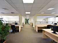 Part Time evening office cleaners needed in Cobourg $13.00/hr
