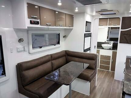 BRAND NEW 2017 18'4 Condor Caravan Ensuite Separate Shower/Toilet