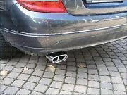 Auspuffblende Mercedes