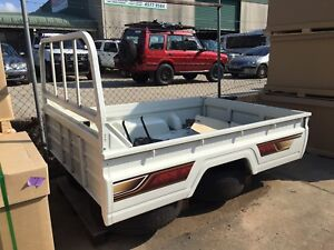 70 series factory ute tub Maraylya The Hills District Preview