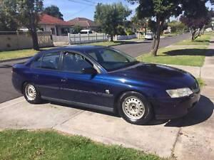 2003 Holden Commodore Melbourne CBD Melbourne City Preview