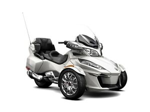 2016 Can-Am Spyder RT Limited 6-Speed Semi-Automatic (SE6)
