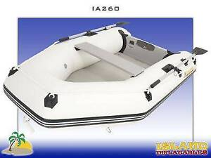 SALE!!! Island Inflatables IA260 w Suzuki 2.5hp Package South Nowra Nowra-Bomaderry Preview