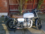 Your Cafe Racer 1972 Honda 350f Hawthorn East Boroondara Area Preview