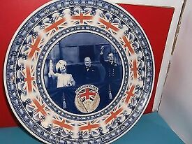 Wedgwood commerative plate