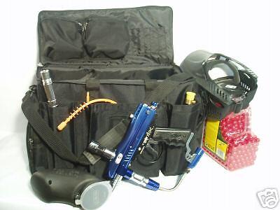 PAINTBALL gear bag Ballistic nylon padded case NEW