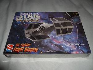 Star Wars Tie Fighter W/Perspex Display Stand Stand Darth Vader Surfers Paradise Gold Coast City Preview