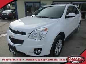 2013 Chevrolet Equinox FUEL EFFICIENT LT MODEL 5 PASSENGER 2.4L