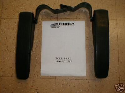 Case Backhoe Seat Arm Rests 580c 580d 580e 580se 580k Ar128-1v