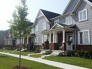 Bowmanville Executive Townhome For Rent October 1st