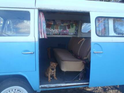 Wanted: 1973 VW Kombi Interior Cupboards & Fixtures for Camper set up