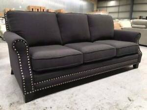 BRAND NEW MARY 3S CARBON SOFA! Richmond Yarra Area Preview