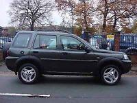 2006 Land Rover Freelander HSE TD4 - 12 months MOT - 12 months Warrantee