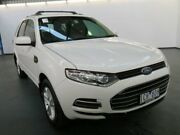 2014 Ford Territory SZ TX (RWD) White 6 Speed Automatic Wagon Albion Brimbank Area Preview
