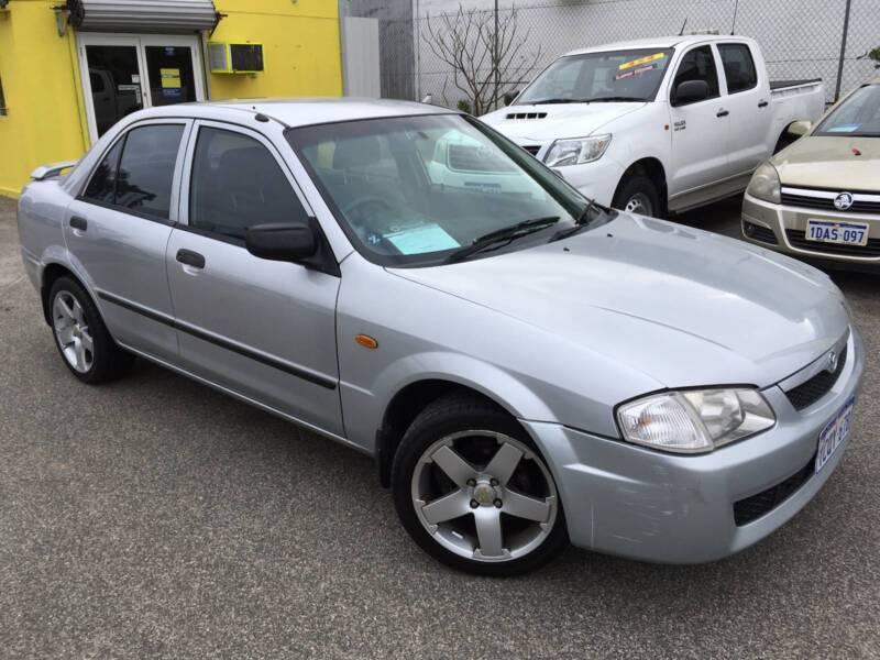 2000 mazda 323 protege manual sedan $2299 | cars, vans & utes