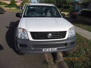 2006 Holden Rodeo Ute Cecil Hills Liverpool Area Preview