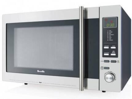 Microwave Breville Ikon Bmo 200