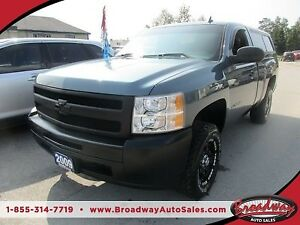 2009 Chevrolet Silverado 1500 GREAT KM'S WORK READY LS MODEL 3 P