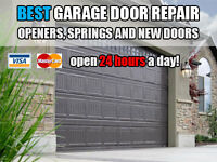 $19 Garage Door Repair * fixed today with warranty. Call Us Now!