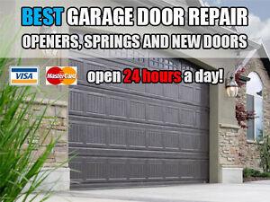 $19 Garage Door Repair * fixed today with warranty. Call Us Now! Oakville / Halton Region Toronto (GTA) image 1