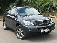 Auto 2007 Lexus RX 400h 3.3 -- Part Exchange Welcome -- Drives Good