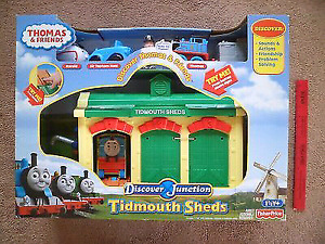 Thomas and friends Tidmouth Shed