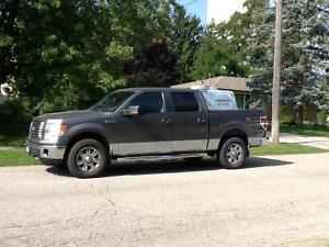 2011 4x4 Ford f150 XTR Supercrew