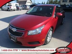 2011 Chevrolet Cruze 'GREAT KM'S' POWER EQUIPPED LT EDITION 5 PA