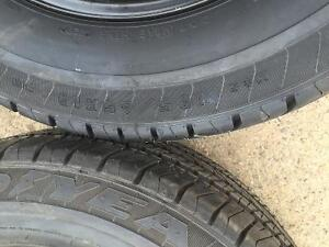 * Like New GoodYear Eagle **  195/65R15 Strathcona County Edmonton Area image 3