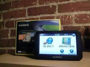 GPS Voiture Garmin Nuvi 50LM (Mise à jour à vie) (i013210)