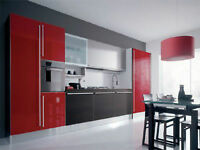 kitchen cabinets professional installer..etc