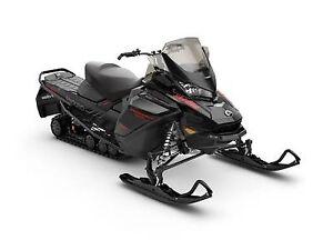 2019 Ski-Doo Renegade Enduro 900 ACE Turbo Black