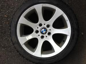 BMW Rims and snow tires - 225/45/17