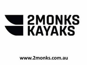 2Monks Brisbane - Folding J Style Kayak Carrier – Only From $120 Park Ridge South Logan Area Preview