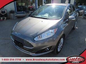 2014 Ford Fiesta 'SHARP' LOADED TITANIUM - HATCHBACK EDITION 5 P