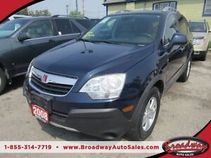 2008 Saturn VUE WELL EQUIPPED XE MODEL 5 PASSENGER ALL WHEEL DRI