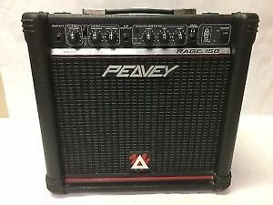Super bon amplificateur Peavey Rage 158 15 Watts RMS, Transtube
